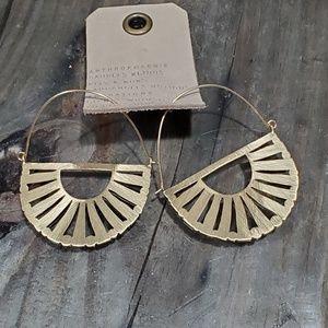 Anthropologie earrings  LAST PAIR